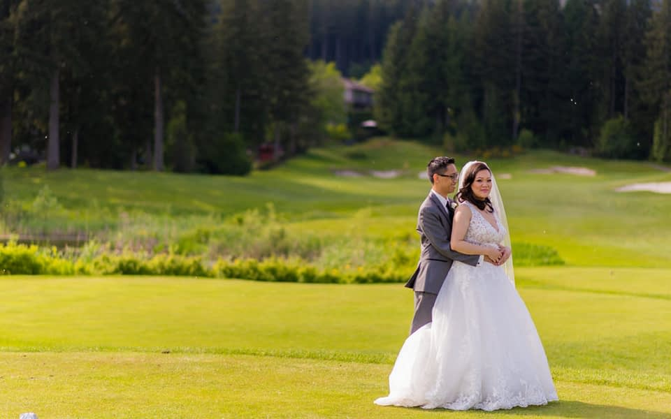 Westwood Plateau Wedding Photos
