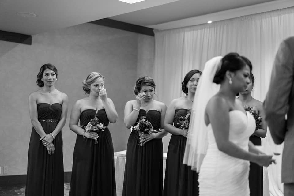 Pinnacle Hotel Vancouver Harbourfront Wedding