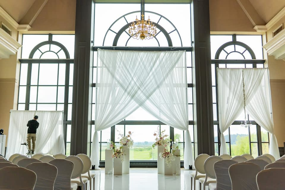 Swaneset Bay Resort and Country Club ceremony space
